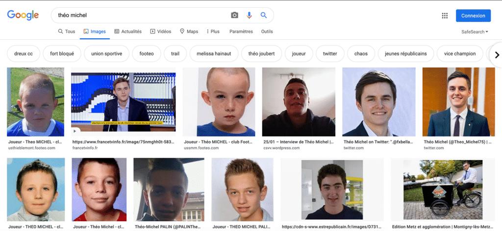 theo miche google
